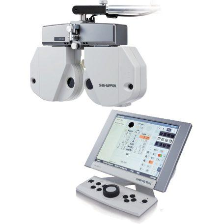 elektronischer Phoropter Shin-Nippon by REXXAM DR-900 mit Fernbedienung
