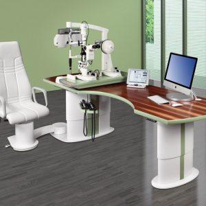 ophthalmologischer Untersuchungsplatz bon E-30