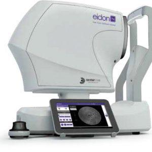 CenterVue EIDON FA - konfokaler TrueColor WideField Netzhautscanner mit Fluoreszenz-Angiographie