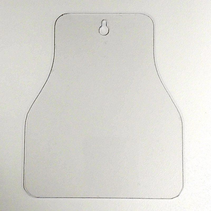Hauchschutz / Atemschutz für bon Spaltlampen