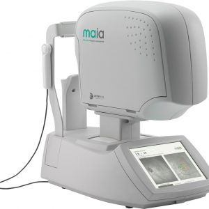 "Konfokales Mikroperimeter iCare ""MAIA"" mit konfokalem Scanning Laser Ophthalmoscope (SLO)"