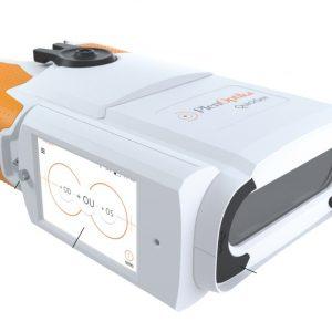 PlenOptika QuickSee mobiles Autorefraktometer mit Wavefront-Technologie
